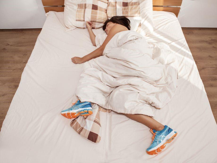「runner sleep」的圖片搜尋結果