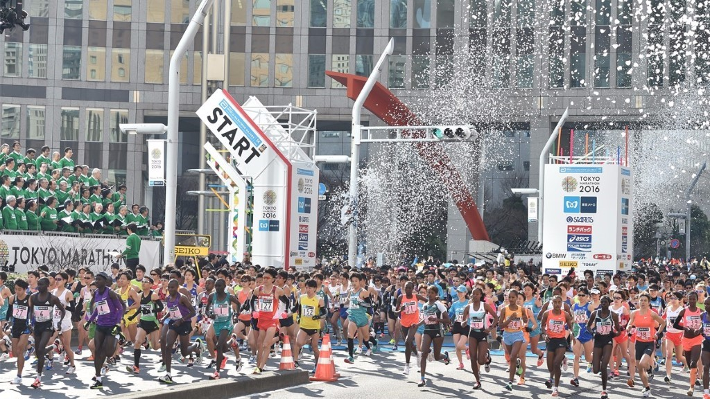 「tokyo marathon live」的圖片搜尋結果